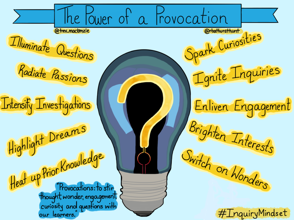 The Power of a Provocation